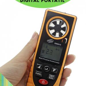Multiparámetro Digital Portátil